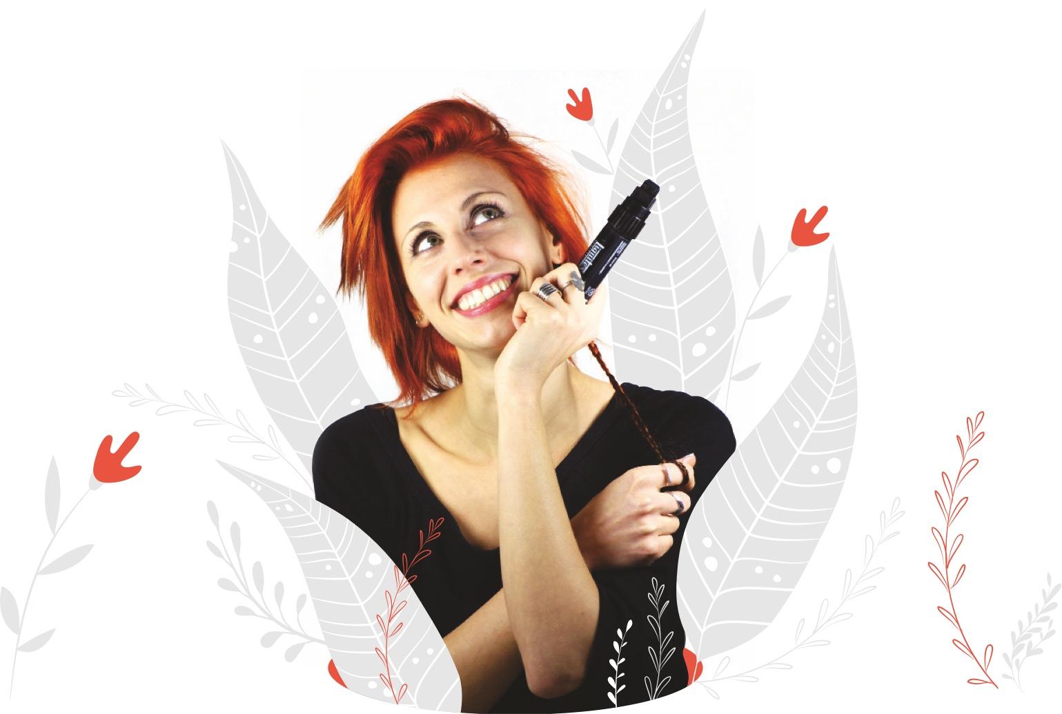 Nadia Groff - Visual Designer