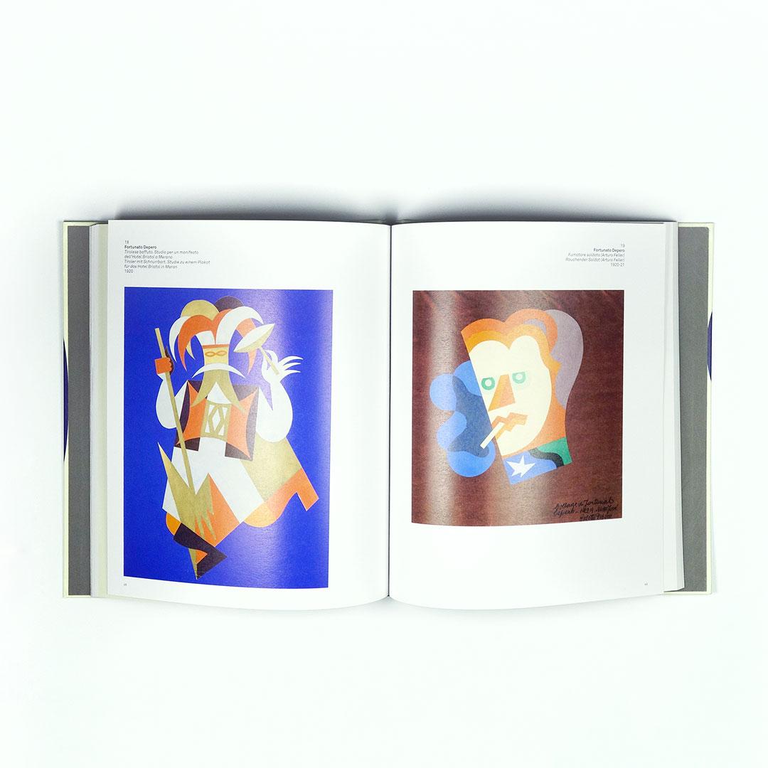Nadia Groff - Arte dopo il 1900 - Catalogo - Mostra - Graphic Design - Editorial - Palazzo Trentini - Trento