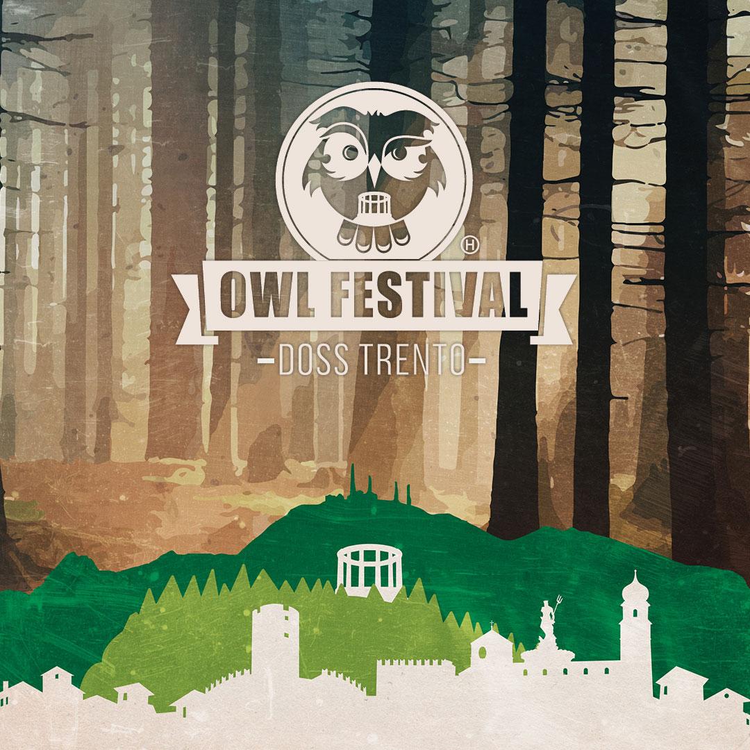Nadia Groff - Owl Festival - Music Summer Festival - Trento - Visual 2