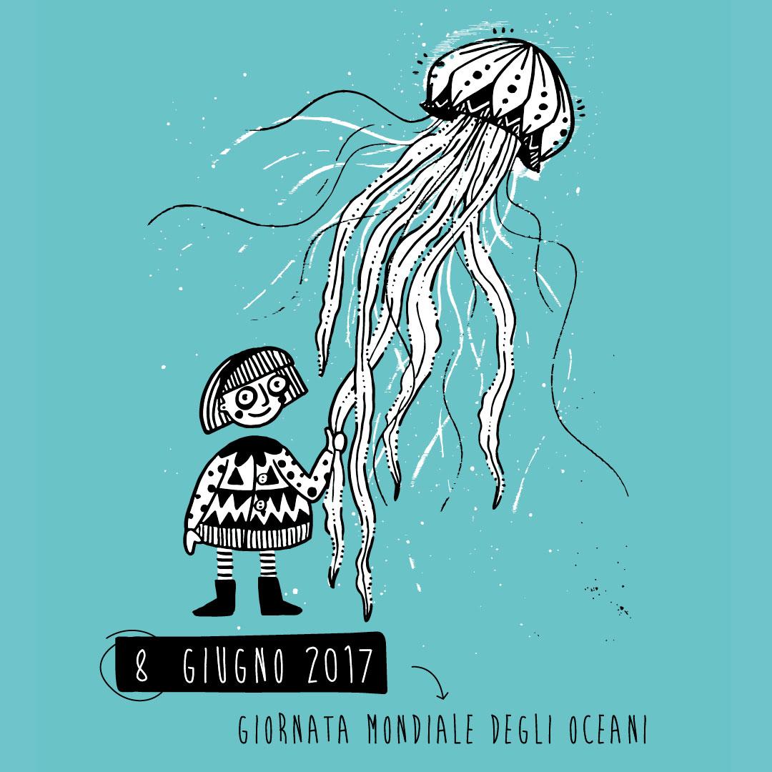 Nadia Groff - calendario - ngr - giornata degli oceani