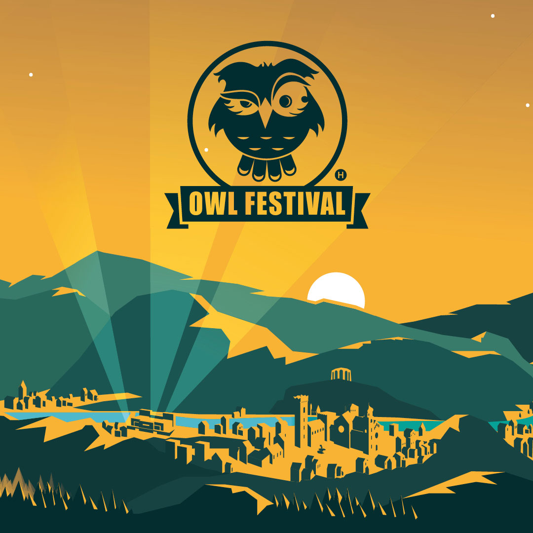 Nadia Groff - Owl Festival - Music Summer Festival - Visual