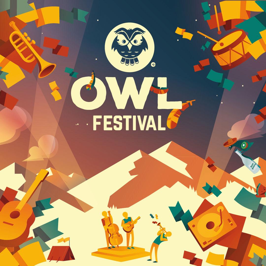 Nadia Groff - Owl Festival - Music Summer Festival - Trento