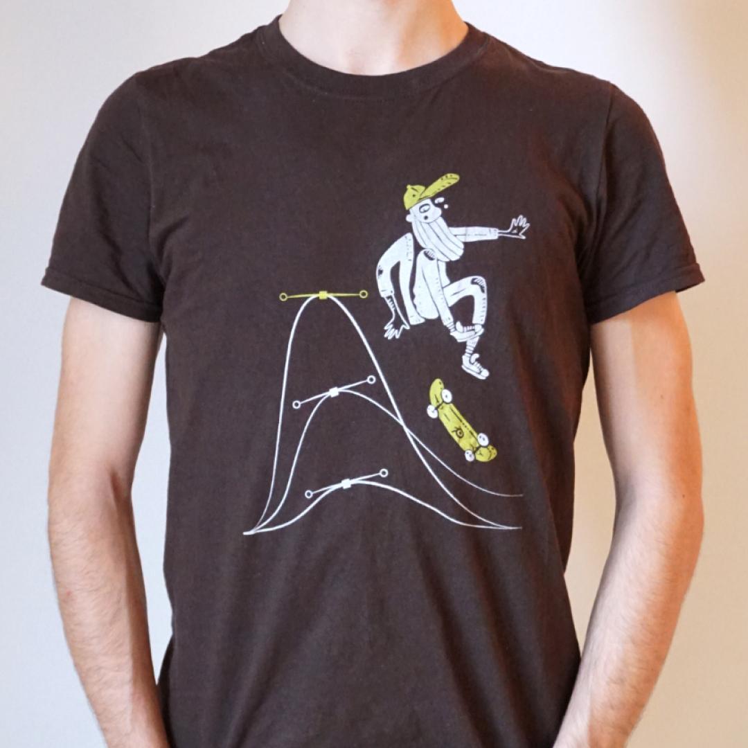 Nadia Groff - T-shirt Blender -Skater-2