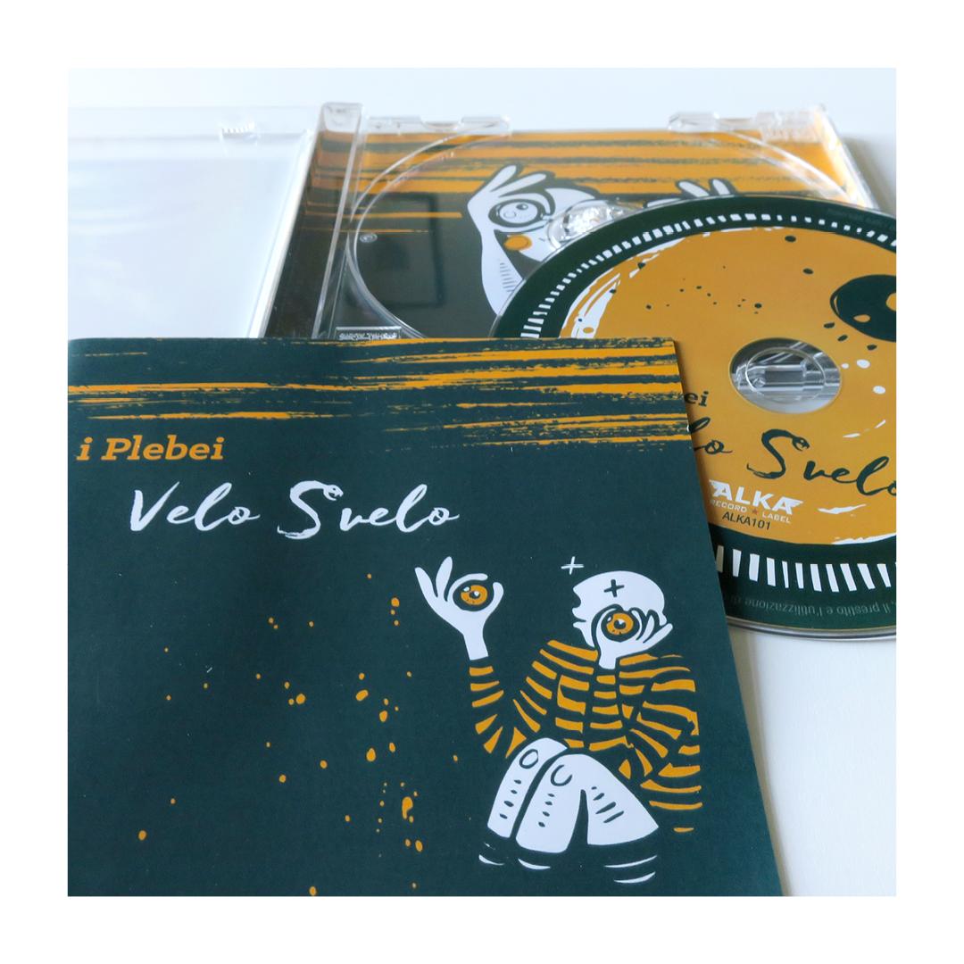 Nadi Groff - I Plebei - Nuovo Album Musicale - 5