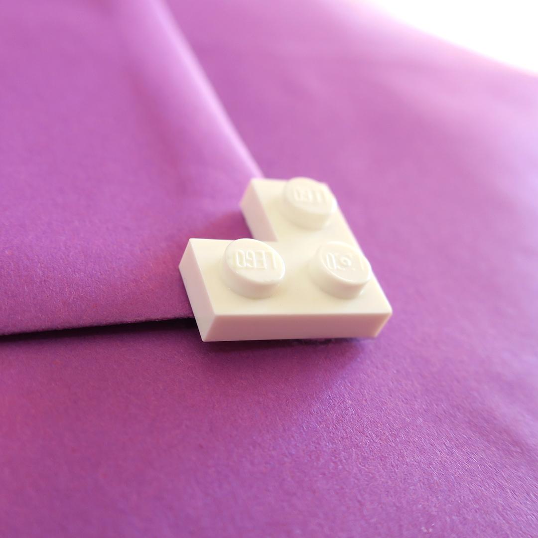Nadia Groff - Wedding Invitation - Illustration - Lego