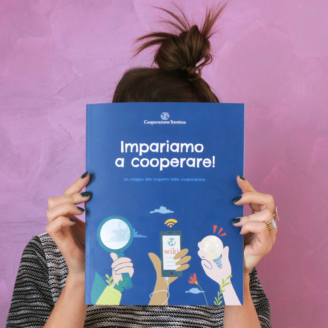 Nadia Groff Illustration Children's Book - Impariamo a Cooperare 2